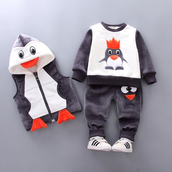 Penguin Made Winter Set