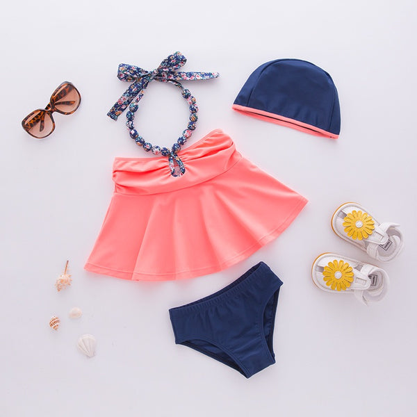 Necklace Style Swimsuit