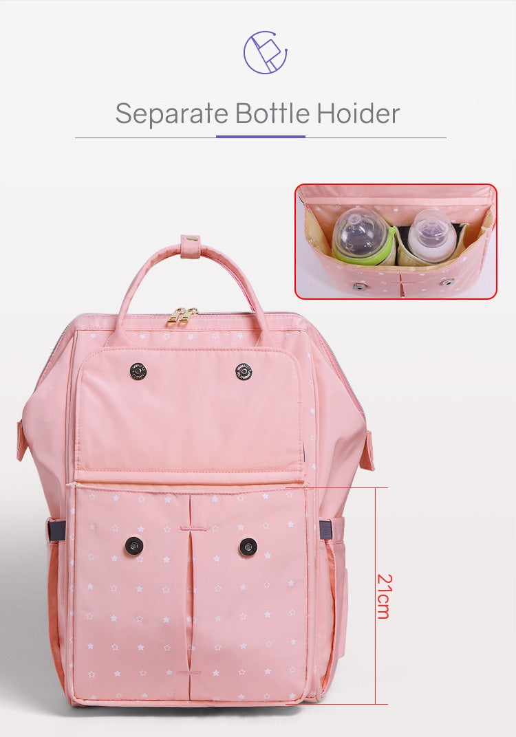 Dog Ear Diaper Bags
