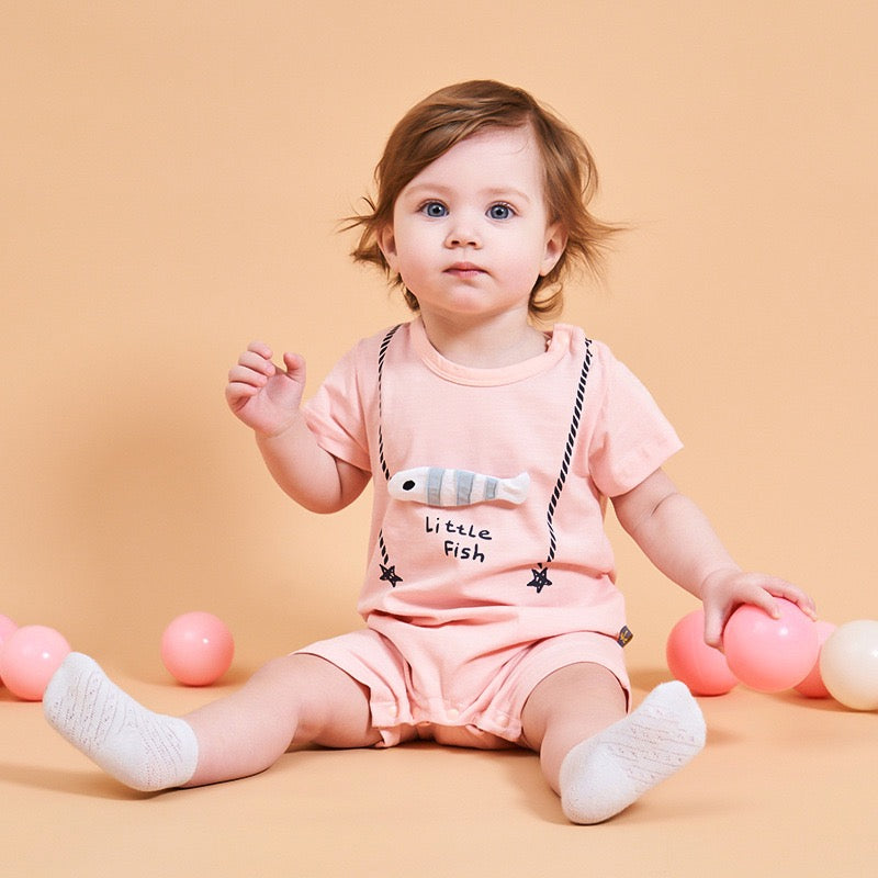 Little Fish Romper