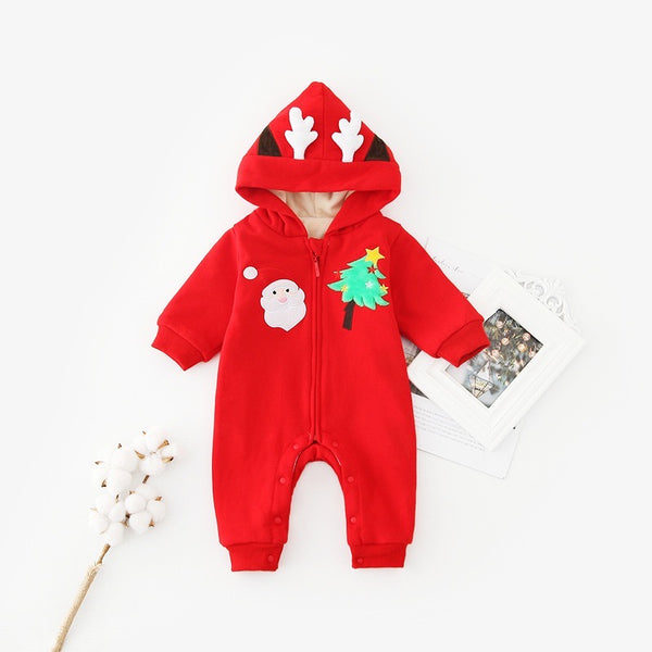 Christmas Winter Jumpsuit