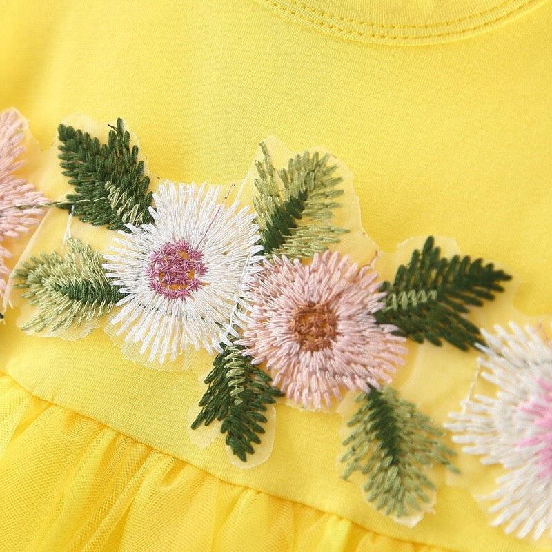 Flower Patch Summer Dress