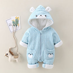 Mouse Made Winter Romper