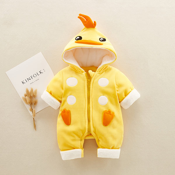 Chicken Winter Jumpsuit