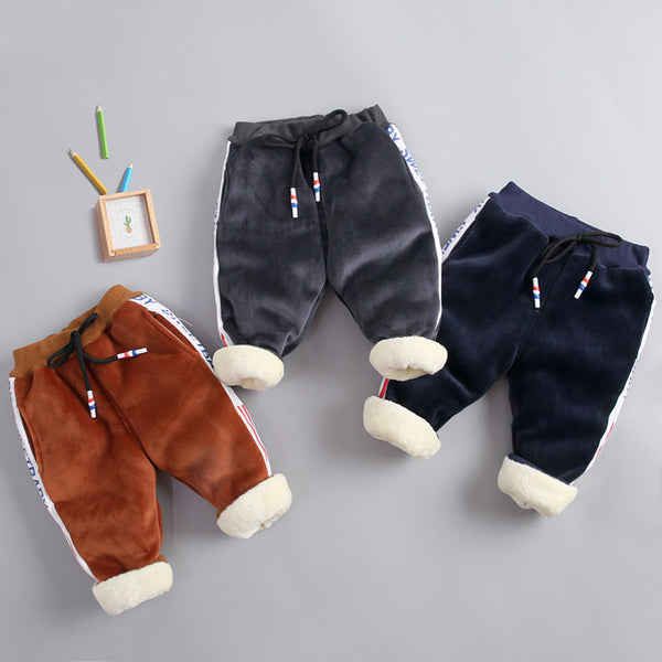 Velvet Fleece Pants