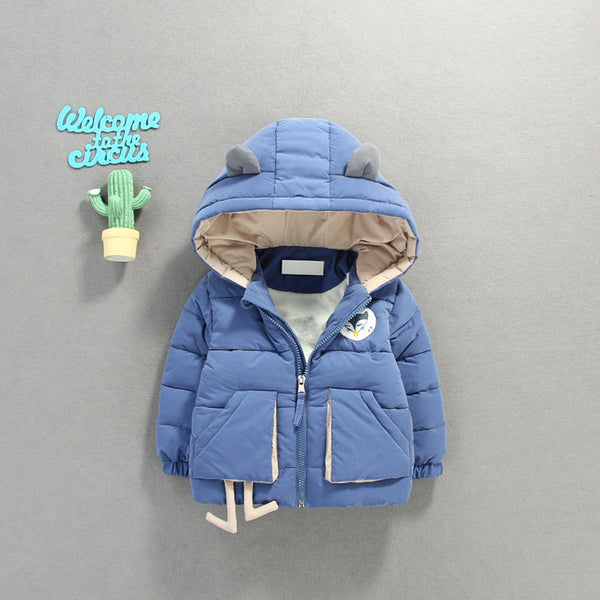 Fox Pocket Winter Jacket