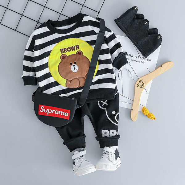 Teddy Bear Winter Set