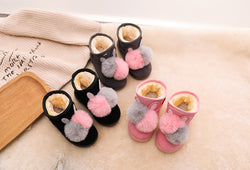 PomPom Winter Shoes