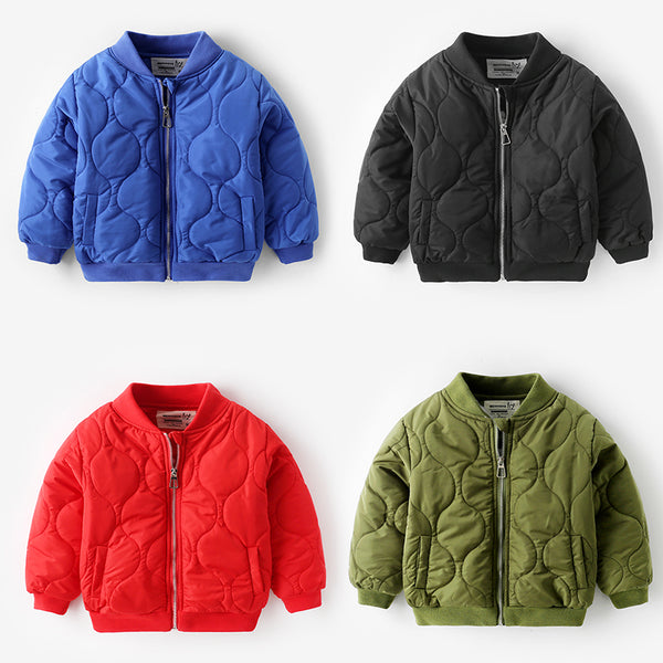 Padded Winter Jackets For Boys