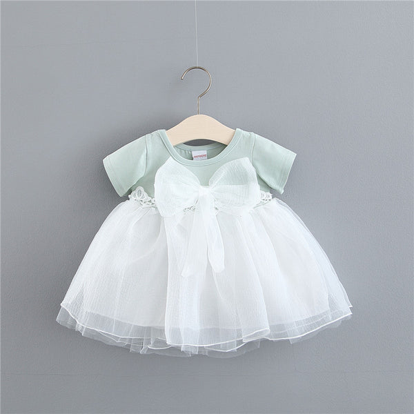 Big Bow Tutu Dress