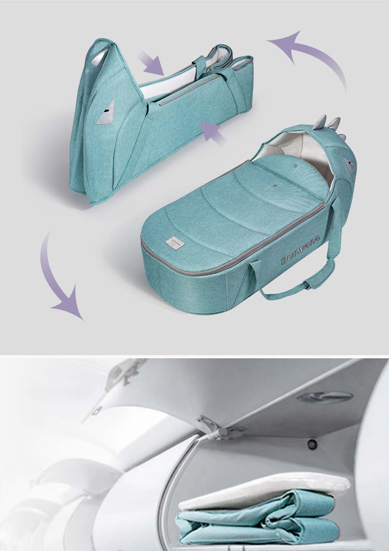 Baby Carrying Portable Cradle Bed
