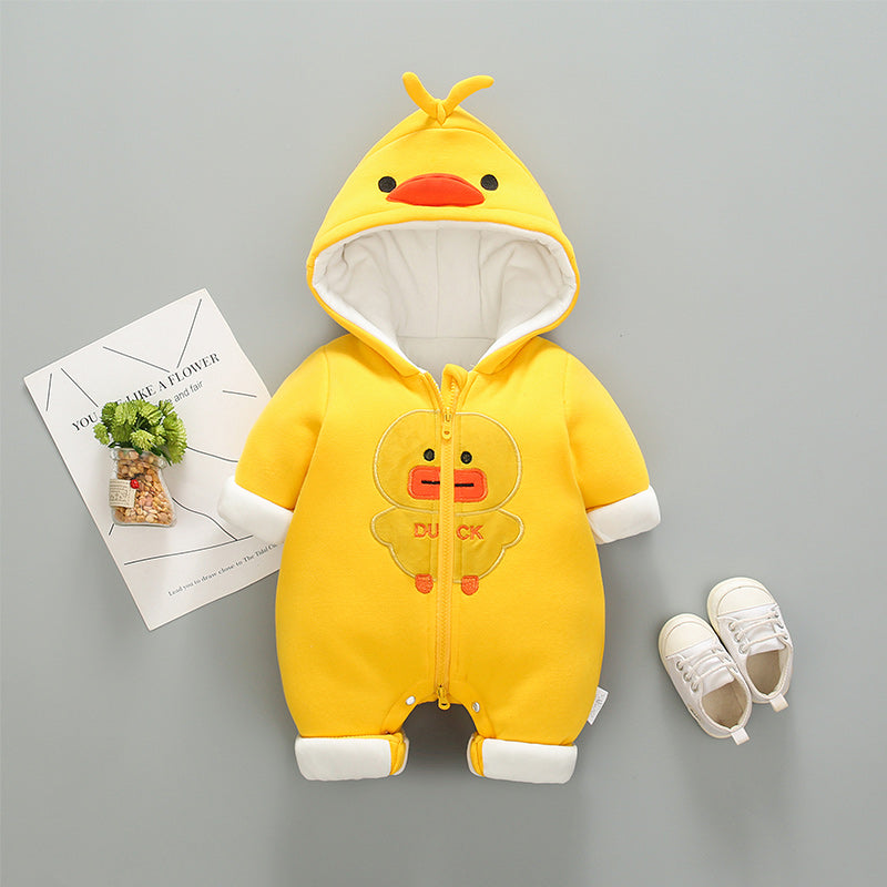 Duck Made Winter Jumpsuit