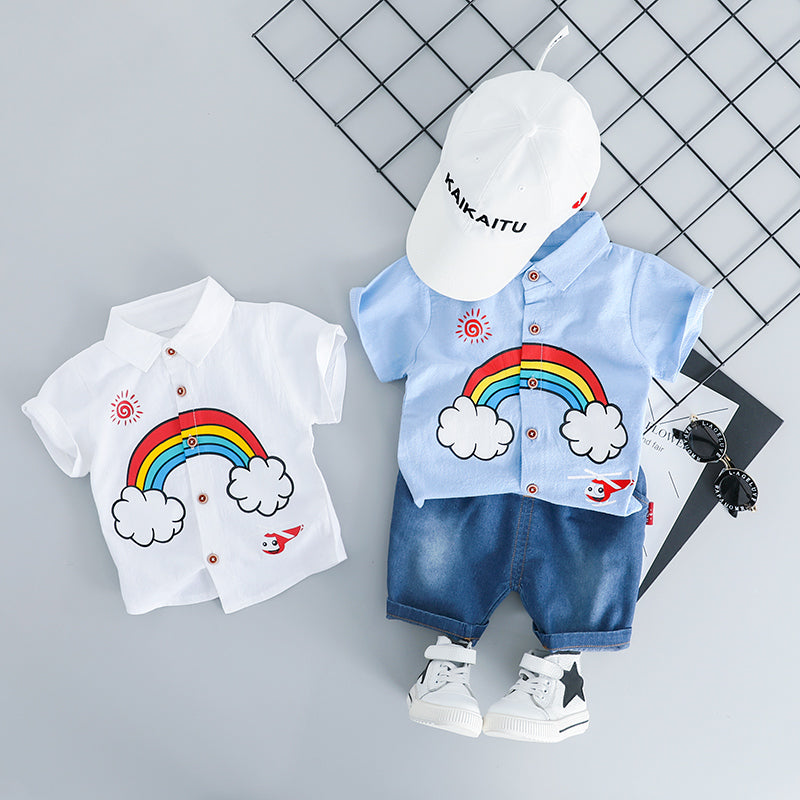 Rainbow Summer Set
