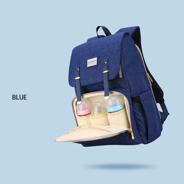 Large Capacity Multi Use Premium Quality Diaper Bags