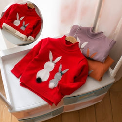 Rabbit Sweater