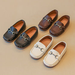 Classic Loafers For Kids