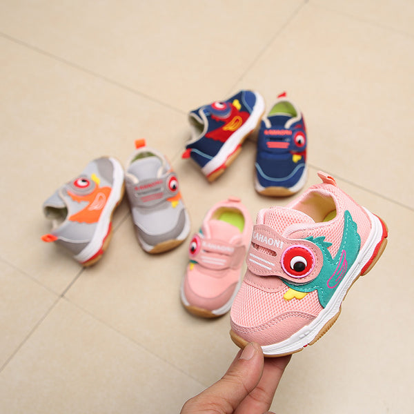 Duck Eye Toddler Shoes