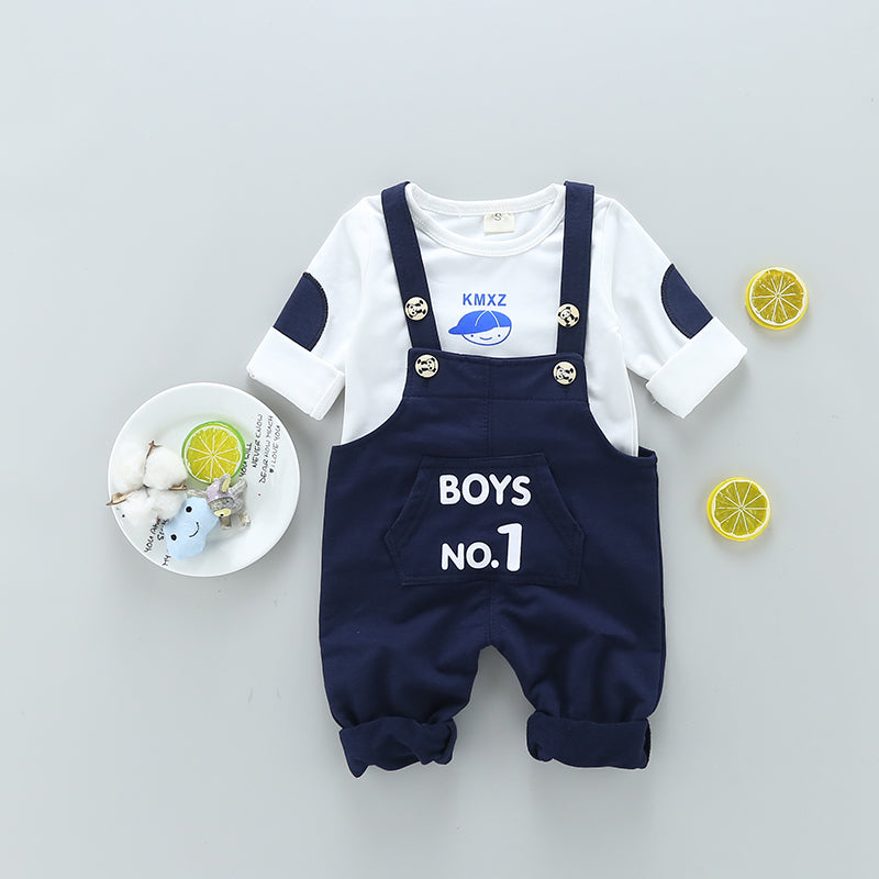 Boys Number One Overall Set