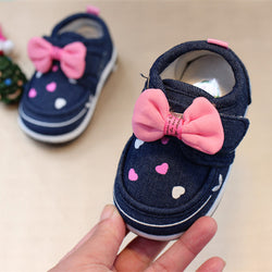 Bow Shoes for Toddlers