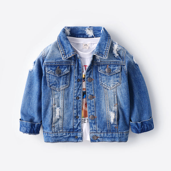 Rugged Denim Jacket