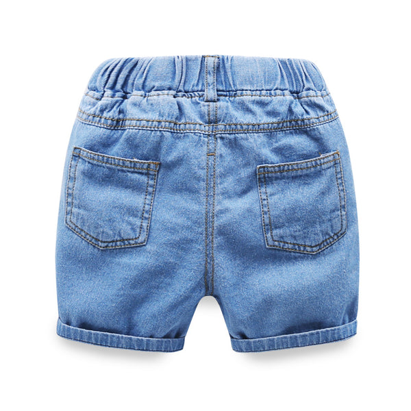 Dog Denim Summer Shorts
