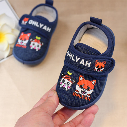 Fox Toddler Shoes