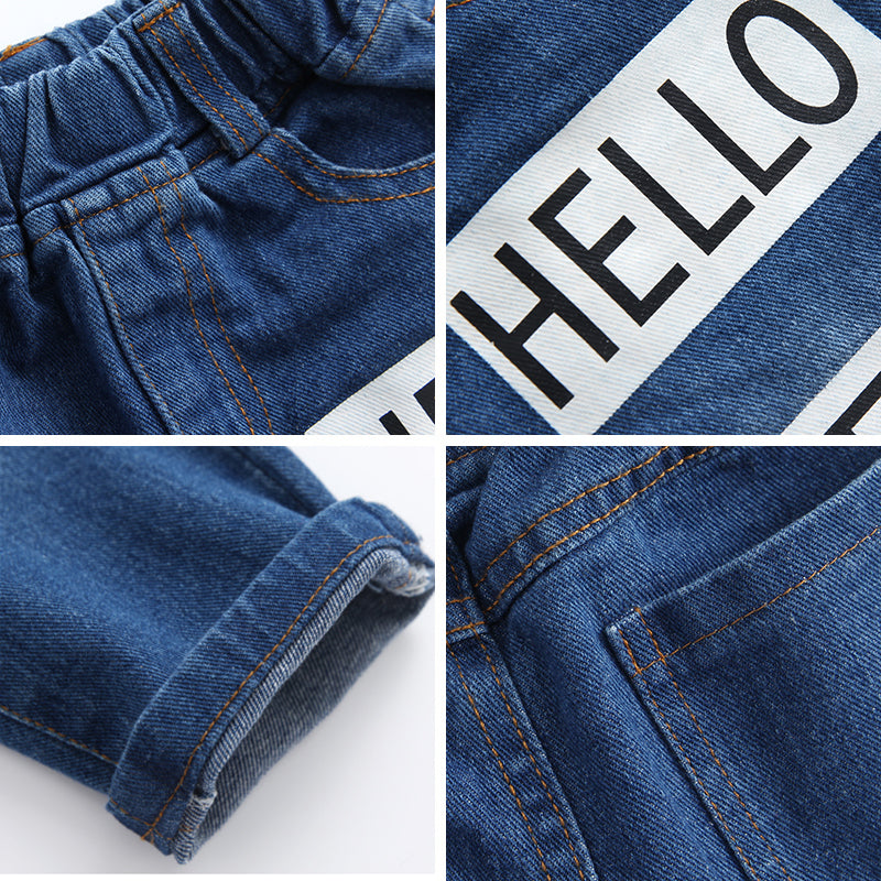 Hello Pepi Denim