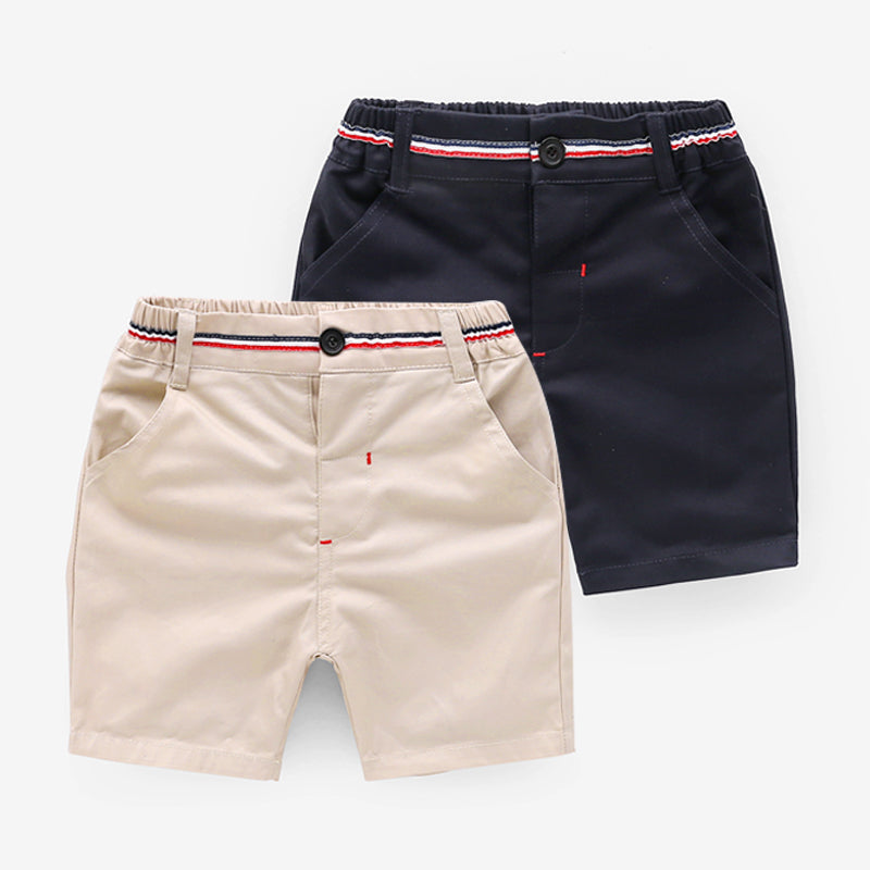 Cotton Shorts For Baby Boys
