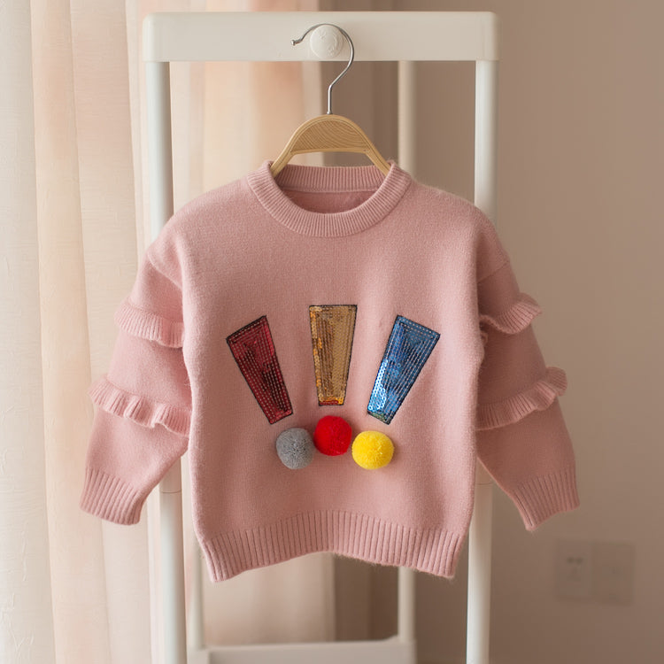 Exclamation Mark Sweater