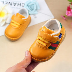 Stripes Toddler Shoes