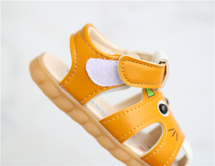 Cat Toddler Sandals