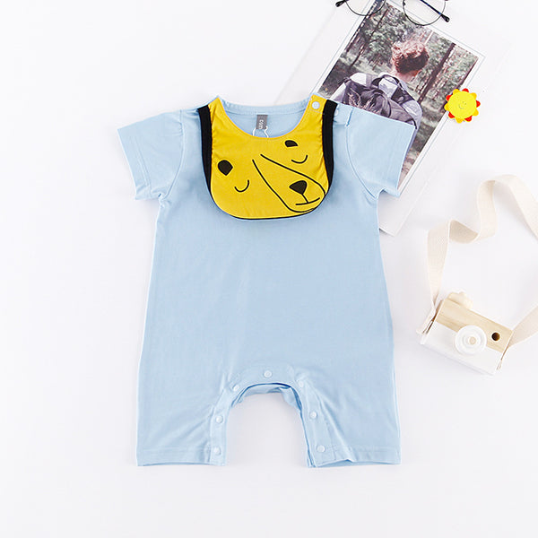 Bib Summer Rompers