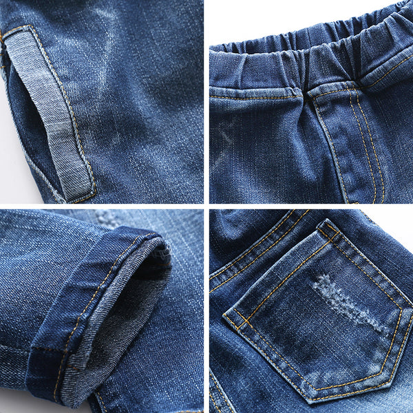 Side Pocket Denim