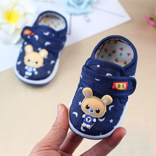 Teddy Star Toddler Shoes
