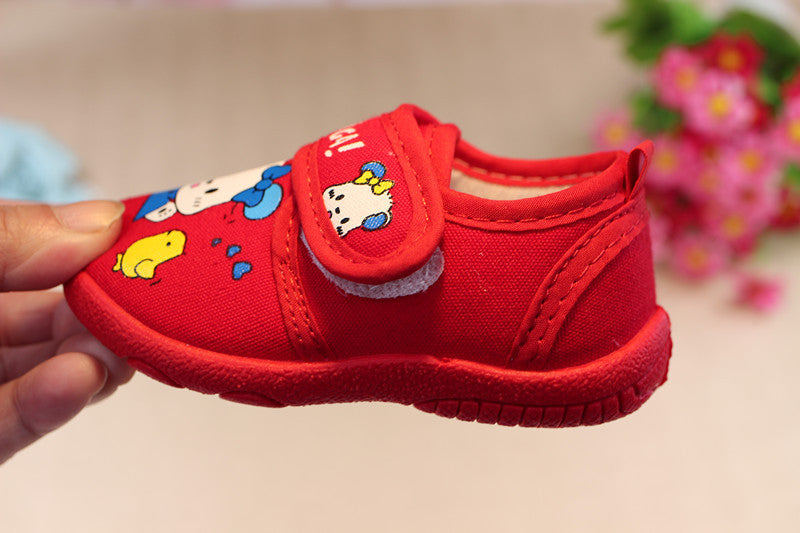 Kitty - Chicken Toddler Shoes