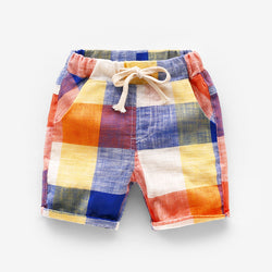 Multi Colored Summer Shorts