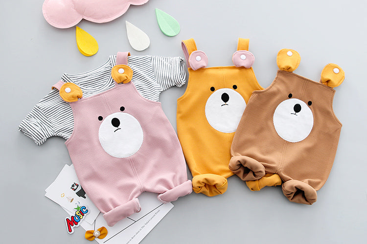 Bear Bib Set