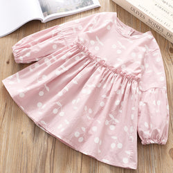 Jujube Printed Dress for Girls