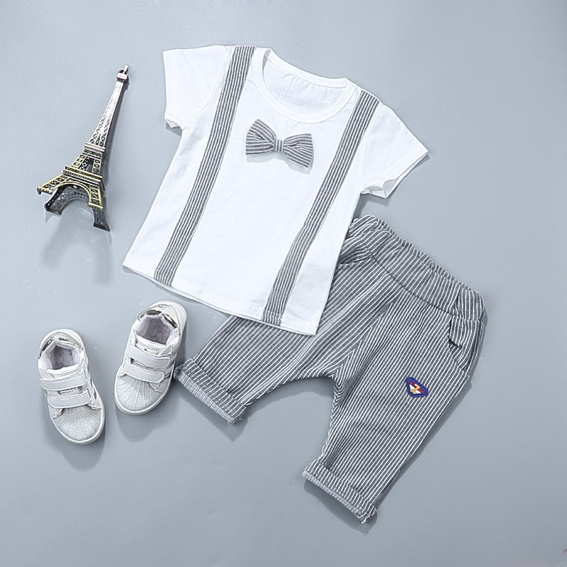 Suspender Style Summer Set