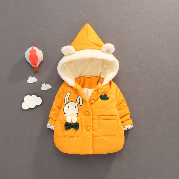Rabbit Made Winter Jacket