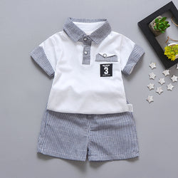 Polo Tshirt Summer Set