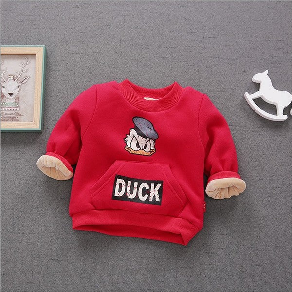 Duck Sweater