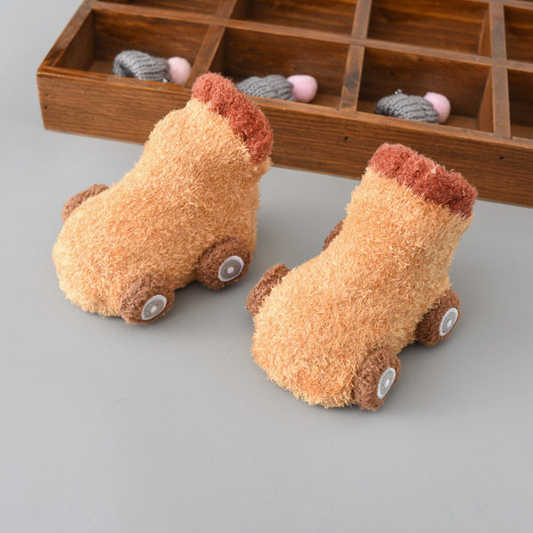 Car Home Slippers For Kids