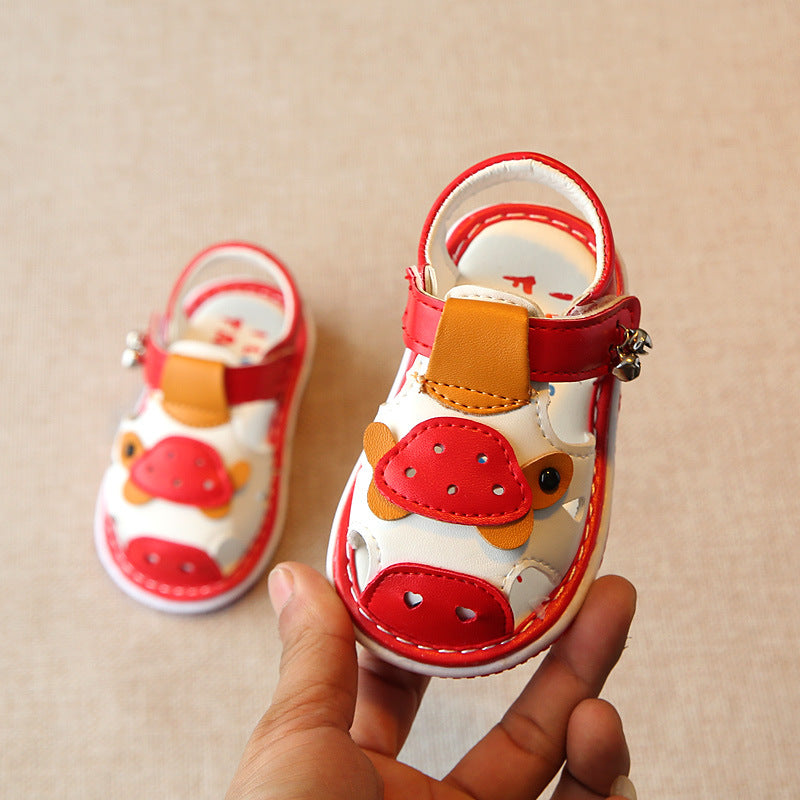 Tortoise Toddler Sandals