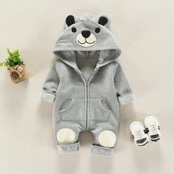 Bear Made Winter Jumpsuit