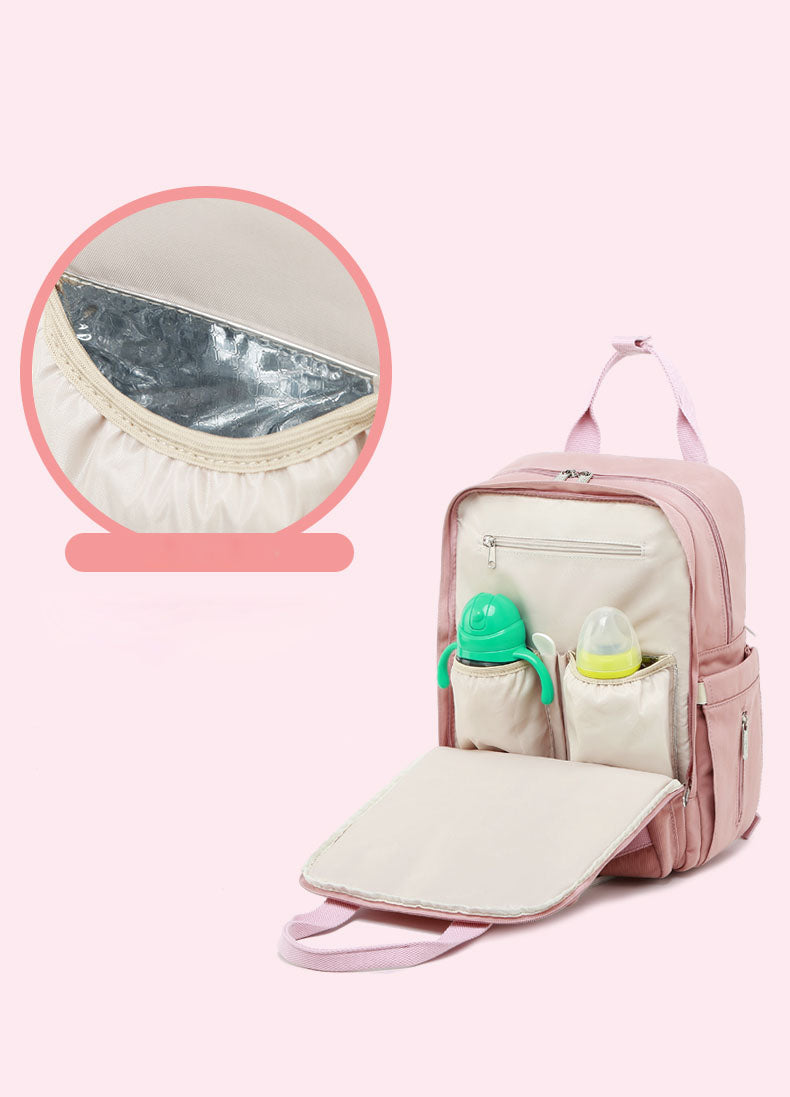 Multi Functional Large Capacity Diaper Bag