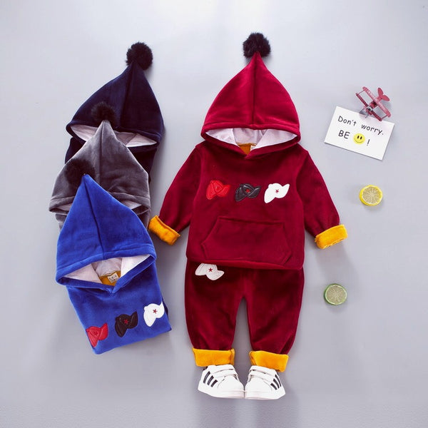 Hooded Winter Set