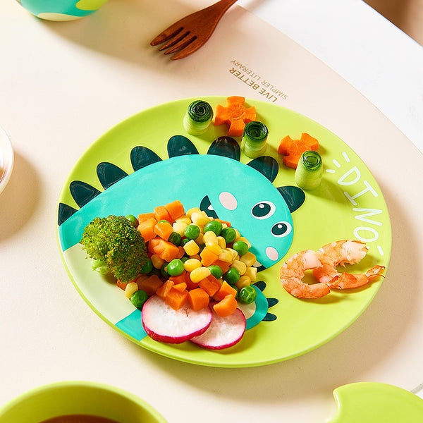 Dino Crockery Set