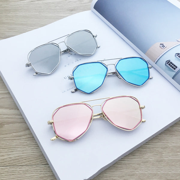 Angular Sunglasses