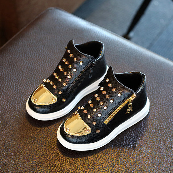 Zipper Sneakers